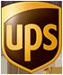 Wir liefern per UPS mousepads Logo