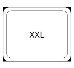 designskabelon-Shape-formular-XXL-280-400-mm